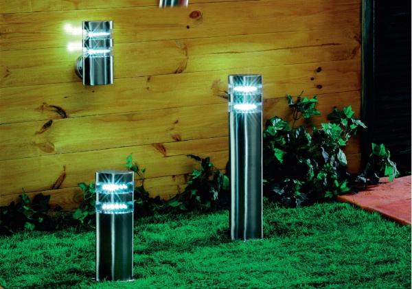 lampy z czujnikami ruchu